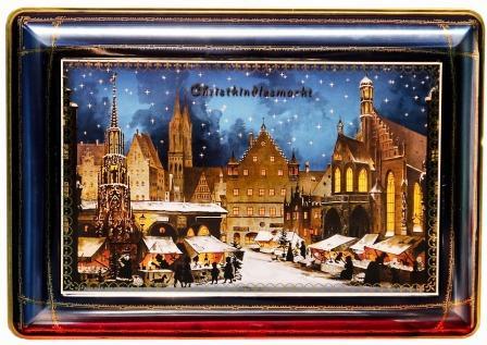 Ein Besuch auf dem Weihnachtsmarkt