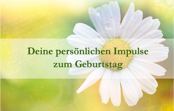 Geburstags-Impulse www.lebensfluesterin.com