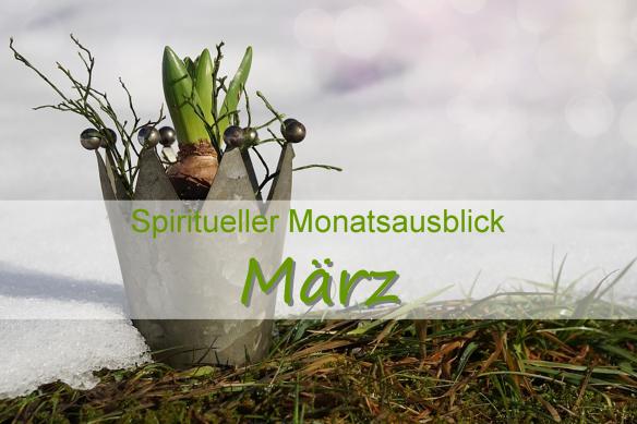Spiritueller Monatsausblick lebensfluesterin.com