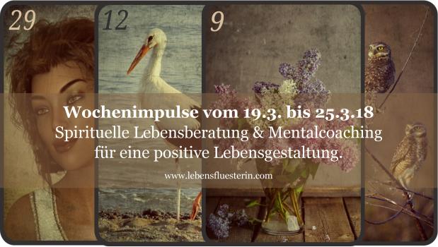 Wochenimpulse www.lebensfluesterin.com
